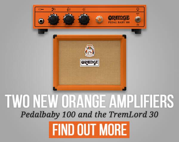 Orange NAMM 19