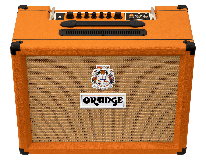 Orange TremLord Top