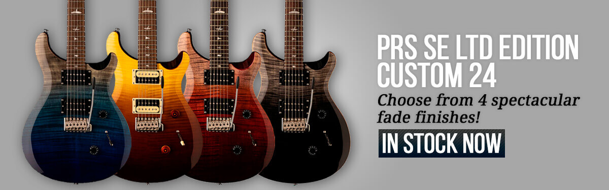 PRS SE Ltd Edition Custom 24