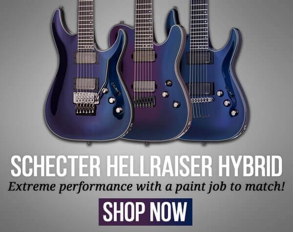 Schecter Hellraiser Hybrid