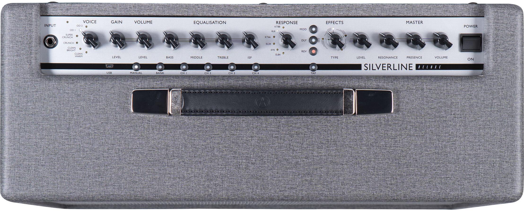 Silverline Deluxe Control Panel