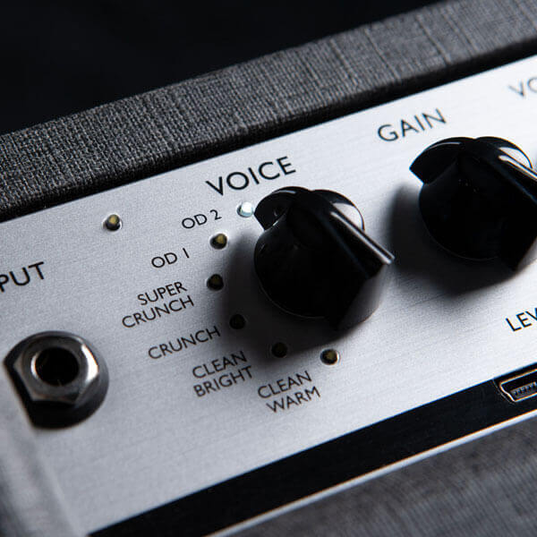 Silverline Preamp Voicings