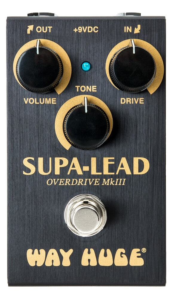 Smalls Supa-Lead Overdrive MkIII FX Pedal
