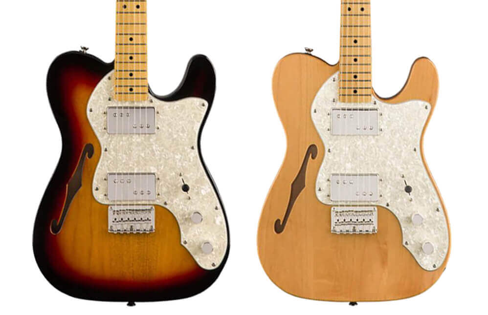 Squier CV Telecaster Thinline