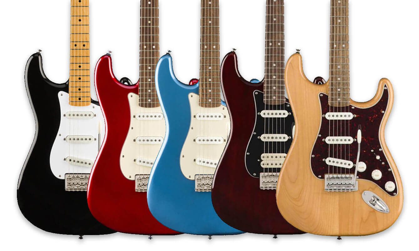 Squier Classic Vibe Strats
