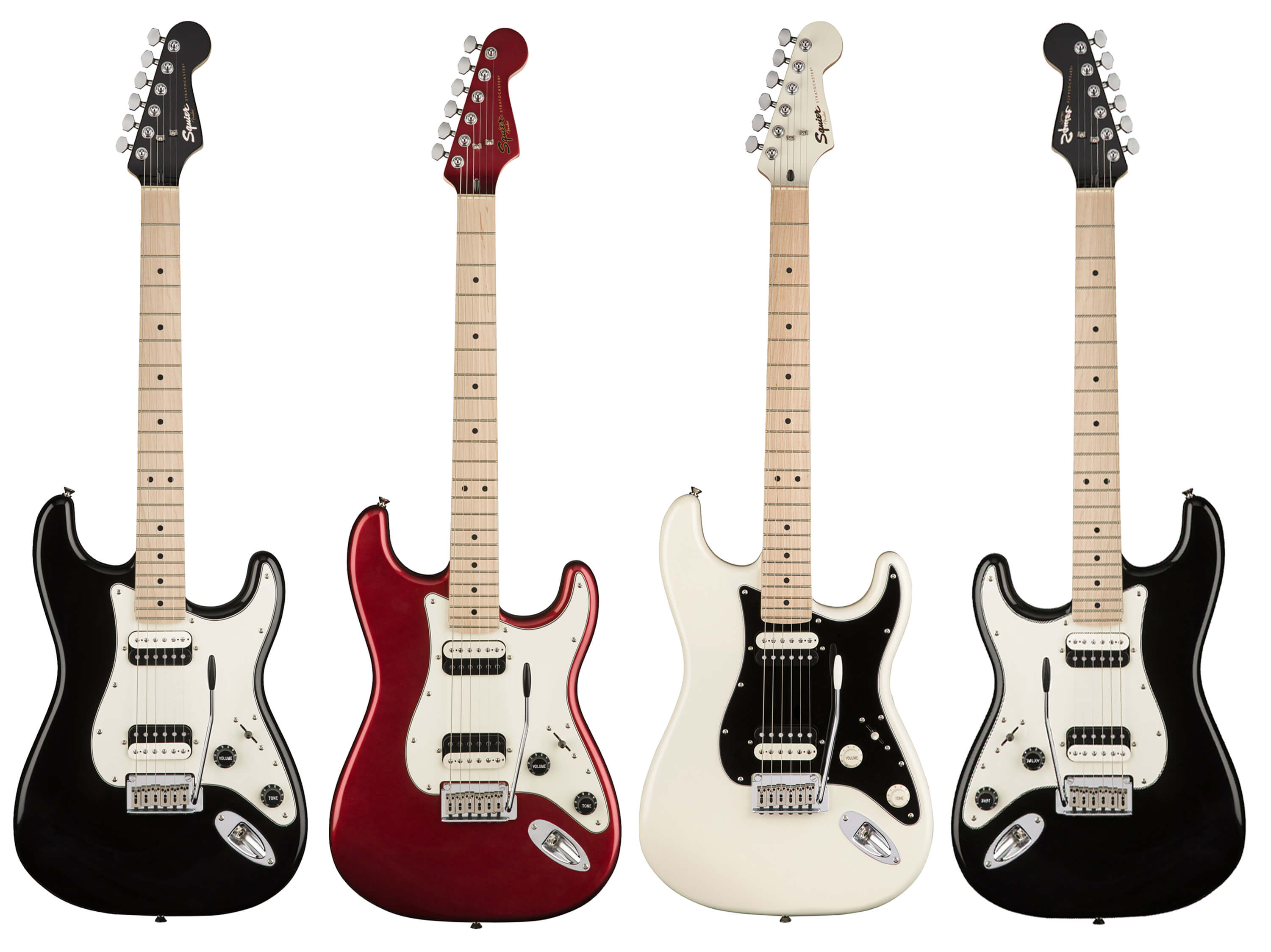 Squier Contemporary Stratocaster HH Series
