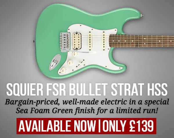 Squier FSR Bullet Strat