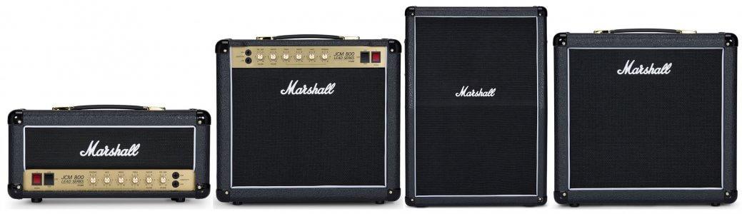 NAMM 2019: Marshall's New Studio Amp Range | Rich Tone Music