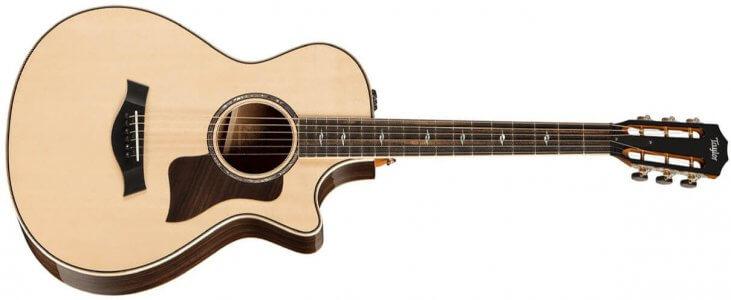Taylor 812ce 12-Fret V-Class Electro-Acoustic Guitar