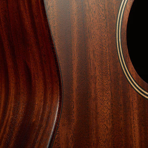 Taylor American Dream Chamfered edges
