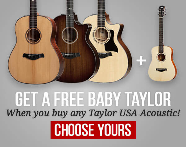 Taylor Days: Free Baby Taylor