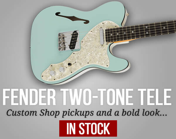 Fender Two-Tone Telecaster Thinline