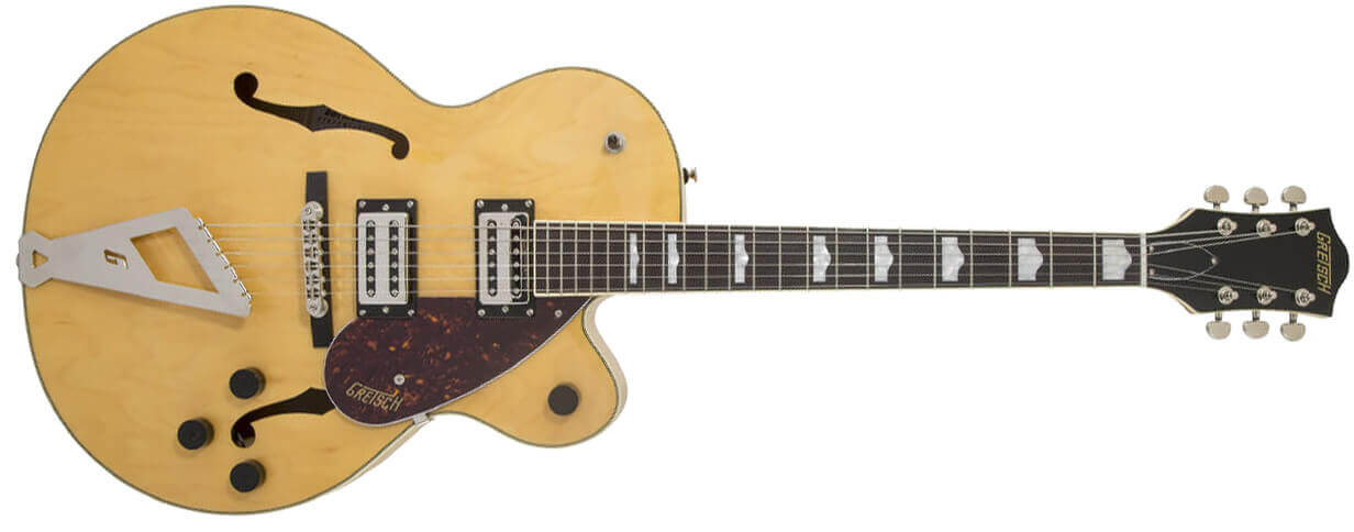 Gretsch G2420 Streamliner Hollow Body with Chromatic II, Laurel - Village Amber