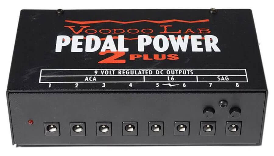 Voodoo labs pedal power