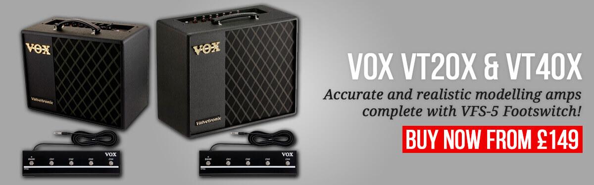 Vox VTX Offer