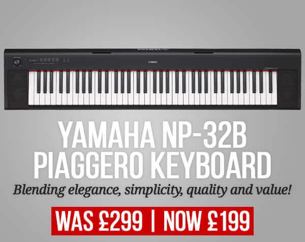 Yamaha NP-32 Offer