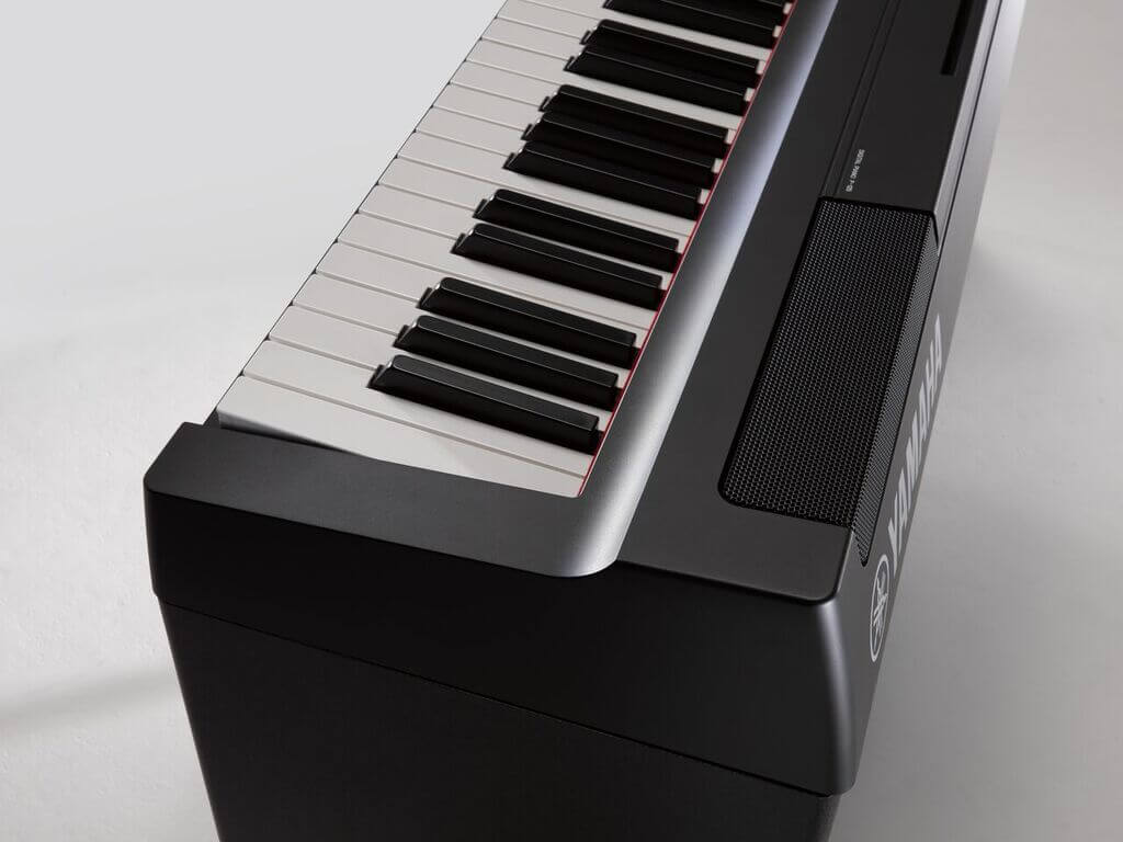 Yamaha P125 Speakers
