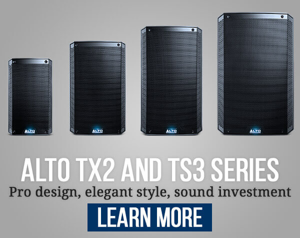 Alto TX2 and TS3 Series Launched