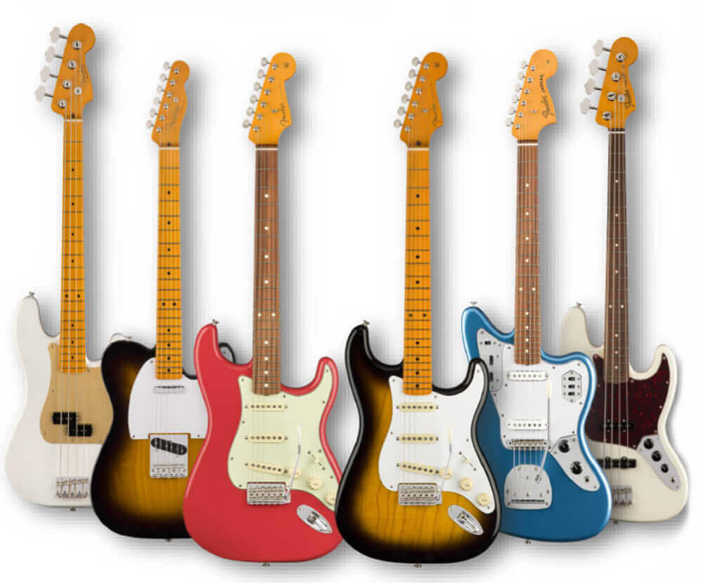 Fender Classic Series Lacquered