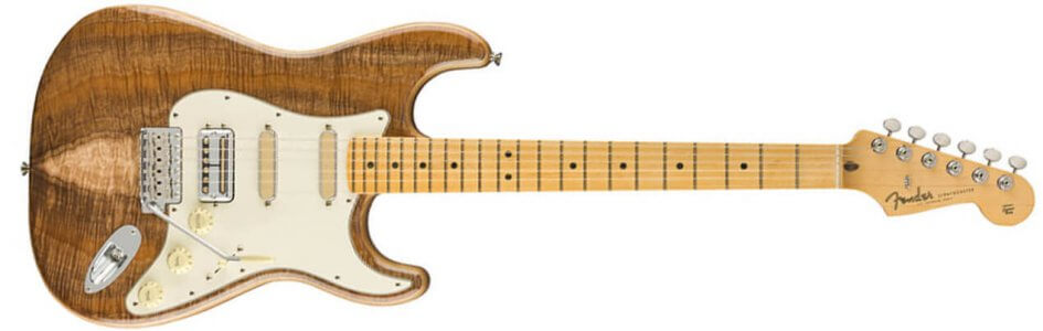 Fender Rarities American Original Stratocaster - MN - Flame Koa Top