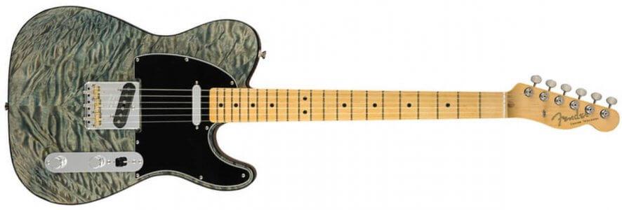 Fender Rarities American Original 60s Telecaster - MN - Blue Cloud Burst