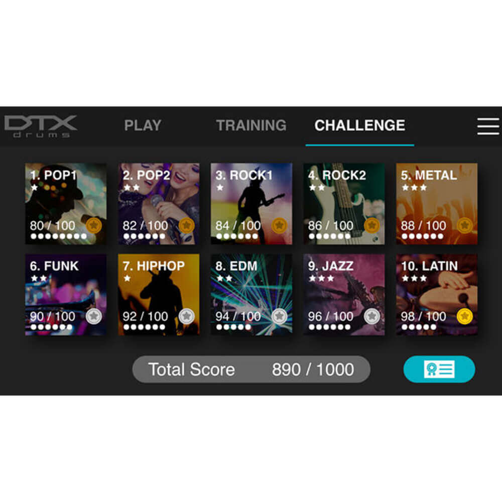 DTX402 Touch App