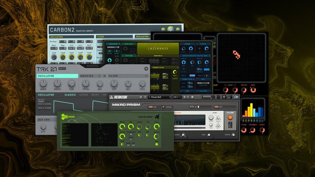 komplete start Synthesizers