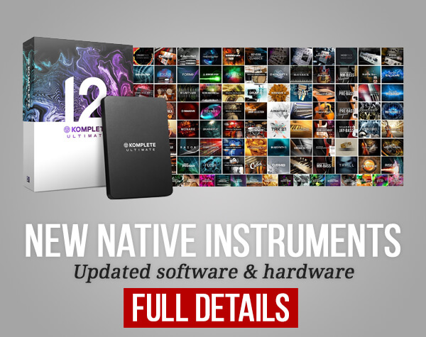 Native Instruments Autumn 2018