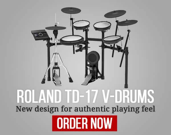 Roland TD-17 V-Drums