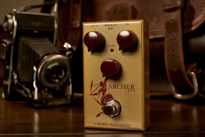 J Rockett The Archer Ikon
